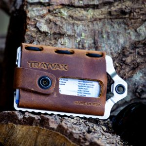 Trayvax Element Raw Tobacco Brown