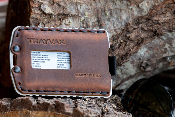 Trayvax Ascent Raw Tobacco Brown