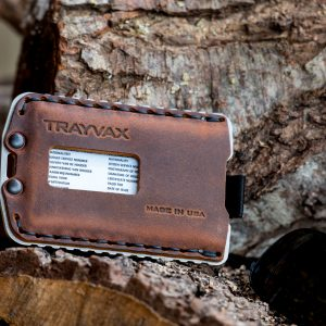 Trayvax Ascent Raw Tobacco Brown