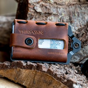 Trayvax Element Black Tobacco Brown
