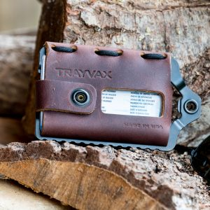 Trayvax Element Black Mississippi Mud