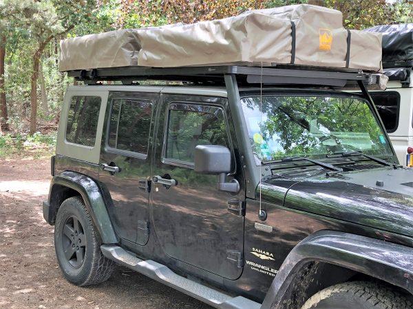 Daktent Jeep Wrangler