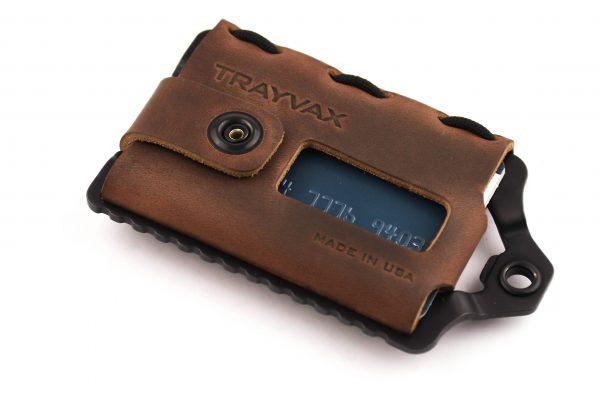 Trayvax Element Black Tobacco Brown