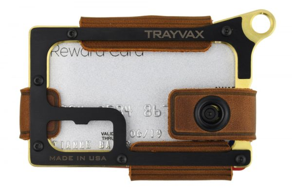 Trayvax Nederland Trayvax Contour Gold Tobacco Brown