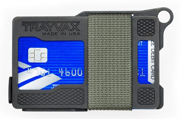 Trayvax Armored Summit Stone Grey
