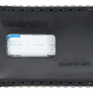 Trayvax Ascent Raw Stealth Black