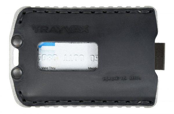 Trayvax Ascent Raw Stealth Black