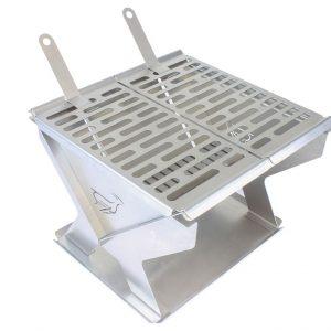 Opvouwbare grill bbq